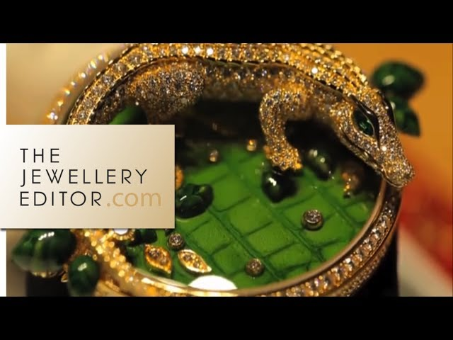 Best of women's jewellery watches SIHH 2014
