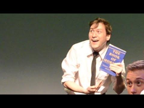 """Hello"" - Book of Mormon - West Chester University Theatre's 18th Annual AIDs Benefit"