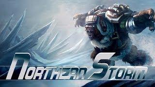 League of Legends: Northern Storm Volibear (HQ Skin Spotlight)