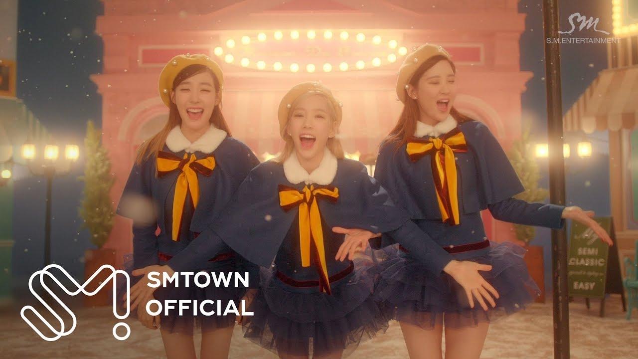 Girls' Generation-TTS 소녀시대-태티서 'Dear Santa' MV Teaser #2 ...