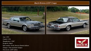 Classic Cars Collection: Buick 1976-1980