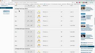 Астрахань Ru   Погода в Астрахани   Прогноз погоды в Астрахани — Яндекс Браузер 17 01 2018 22 59 45