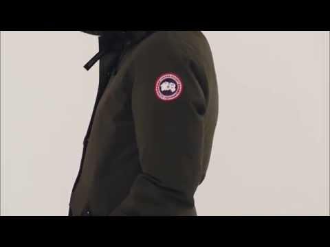 Canada Goose womens replica fake - Canada Goose Montebello Parka Spirit Style 2530L - YouTube