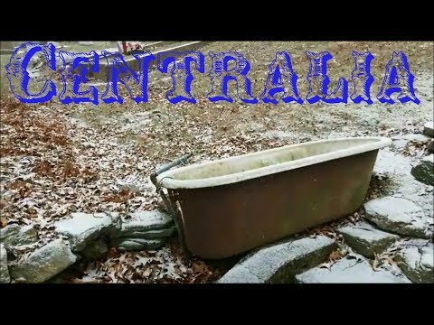 Live From Centralia 2017 - We Found Steam! - Pennsylvania Ghost Town