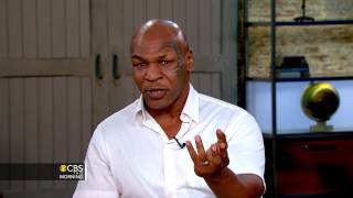 "Mike Tyson on face tattoo: ""What you see is what you get"""
