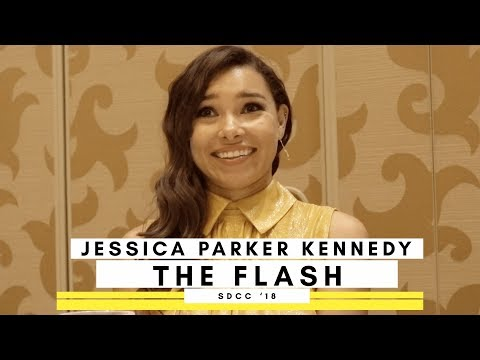 SDCC 2018: Jessica Parker Kennedy on the future of Nora Allen in Flash season 5