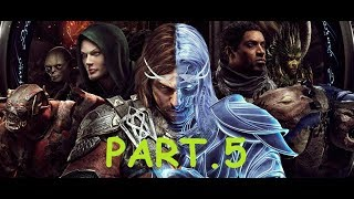 "Middle Earth Shadow of War Dificuldade Nêmesis ""Perdendo a Virgindade"" 1 Morte"