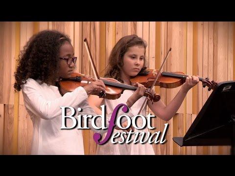 Birdfoot Festival - Young Artist Program