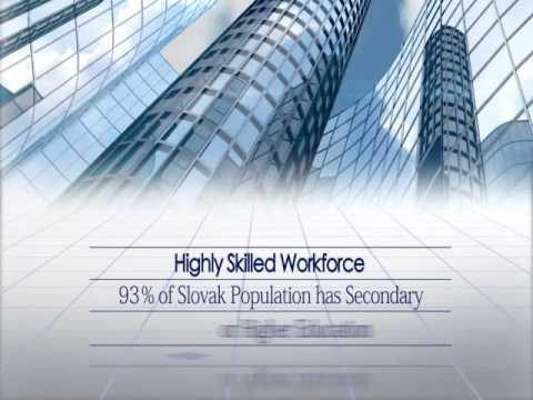 Investment Destination Slovakia