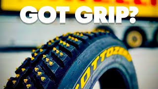 Tungsten-Tipped Studded Tyres: Traction On Ice At 200km/h | WRC 2021