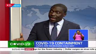 Covid-19 containment: We are fighting an enemy we can't see - Dr. Alan Pamba C.E.O Nairobi Hospital