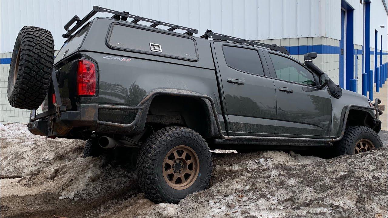50k Mile Update Deleted Zr2 Colorado Diesel Cutting Fenders