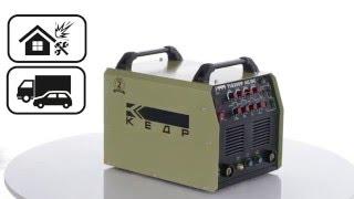 Аппарат аргоно-дуговой сварки КЕДР TIG-200P, AC/DC, 220В(Установка СВАРОГ TIG 200P (E101), 220В предназначена для аргонодуговой сварки (TIG) на постоянном и переменном токе,..., 2016-02-18T12:21:48.000Z)