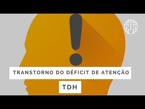 Transtorno de Déficit de Atenção - TDH