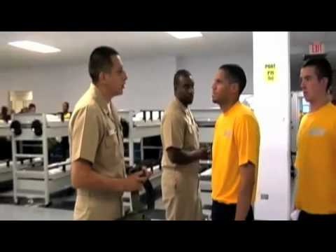 RTC Revealed - US Navy Basic Training - Recruit Boot Camp 2012