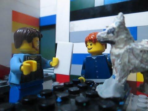 Lego: The Adventures of Tintin Episode 3