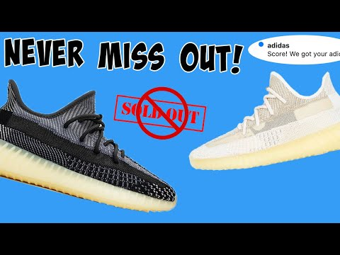Where to BUY Yeezys in 2020! Retail and