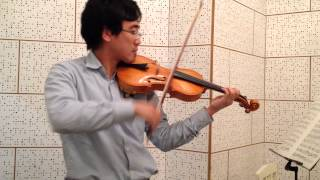 Suzuki Violin School Book 4 no. 3 Concerto No. 5, 3rd mvt - Rondo: Allegretto