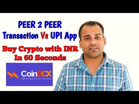 CoinDCX Exchange Review : Instantly Buy And Sell Crypto With INR | UPI For Crypto Buy And Sell