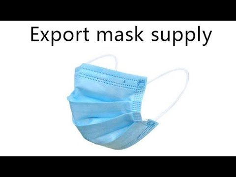 medical sanitary surgical mask