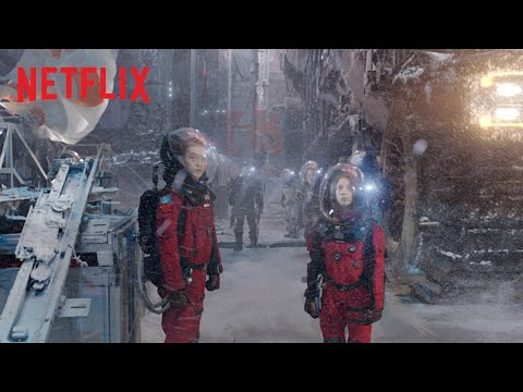 The Wandering Earth   Official Trailer [HD]   Netflix