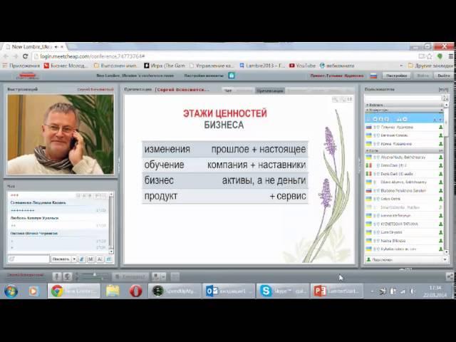 4 блок СТ Сергей Всехсвятский 22 марта 2014