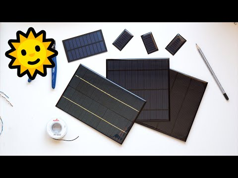 ☀Testing solar cells from China/AliExpress. Are they good?