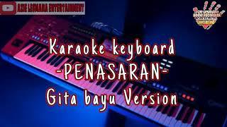 Karaoke keyboard||penasaran-new gita bayu version(karaoke tanpa vokal)