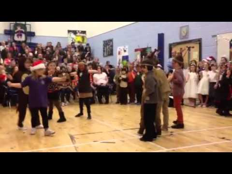 Reindeer Song and Dance