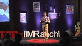 TEDxIIMRanchi - Mahesh Naik - Organic Architecture