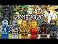 Every LEGO Ninjago Set EVER MADE 2011-2020