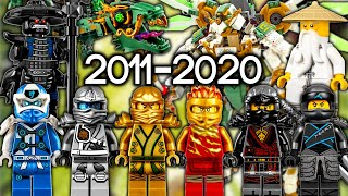 Every LEGO Ninjago Set EVER MADE 2011-2020