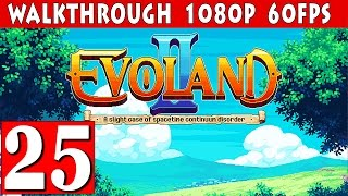 Evoland 2 Walkthrough - Part 25 Slyph Forest - Sacred Grove Gameplay 1080p 60fps