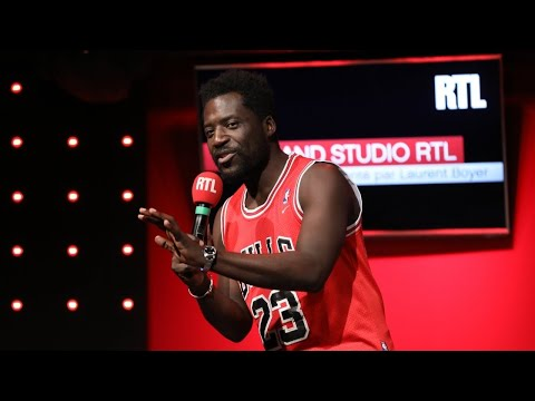 Donel Jack'sman - Jul le rappeur (LIVE) Le Grand Studio Humour