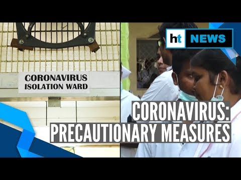 Coronavirus alert: Madurai hospital opens isolation ward; 1 suspected case in Ujjain