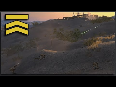 TACTICAL Defense at Radio Tower (Squad Ops) - Tactical Multiplayer Squad Gameplay (Squad Full Game)