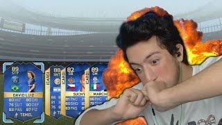 FIFA 16 EFSANE MAVİ PAKET AÇILIMI