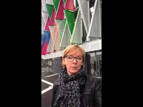 """""""Staff exchange"""" with Lotte Langkilde"""