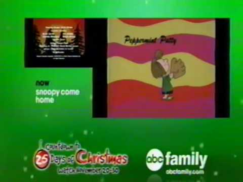 ABC Family Split Screen Credits November 27 2013