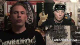 Jani Lane Ex Warrant Singer Dead At The Age Of 47 August 11th 2011