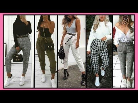 Outfits Con Paper Bag Pants Lindas Vanidosas Youtube