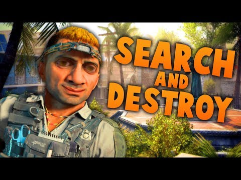 Black Ops 4: Search & Destroy  Lob Domination