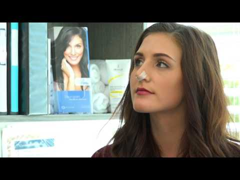 Vancouver Rhinoplasty Surgery - Taping Your Nose Post Procedure