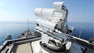 الولايات المتحدة تختبر سلاحها الليزري في الخليج العربي