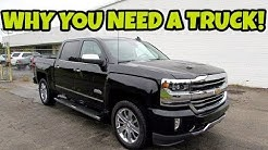 FINALLY! Why a Pickup truck is better than any SUV, CAR, VAN, or any other vehicle!