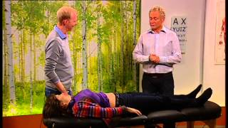 Tommy Hedelund,  Osteopati
