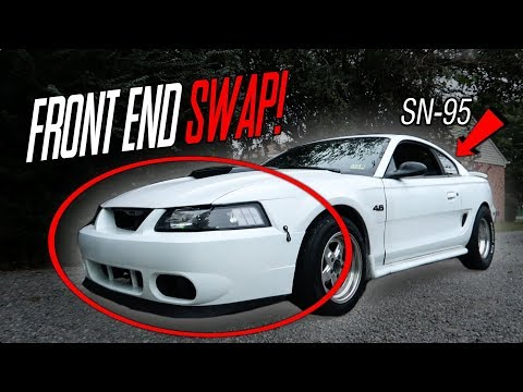Mustang update Youtube - Sn-95 Frontend Newedge On