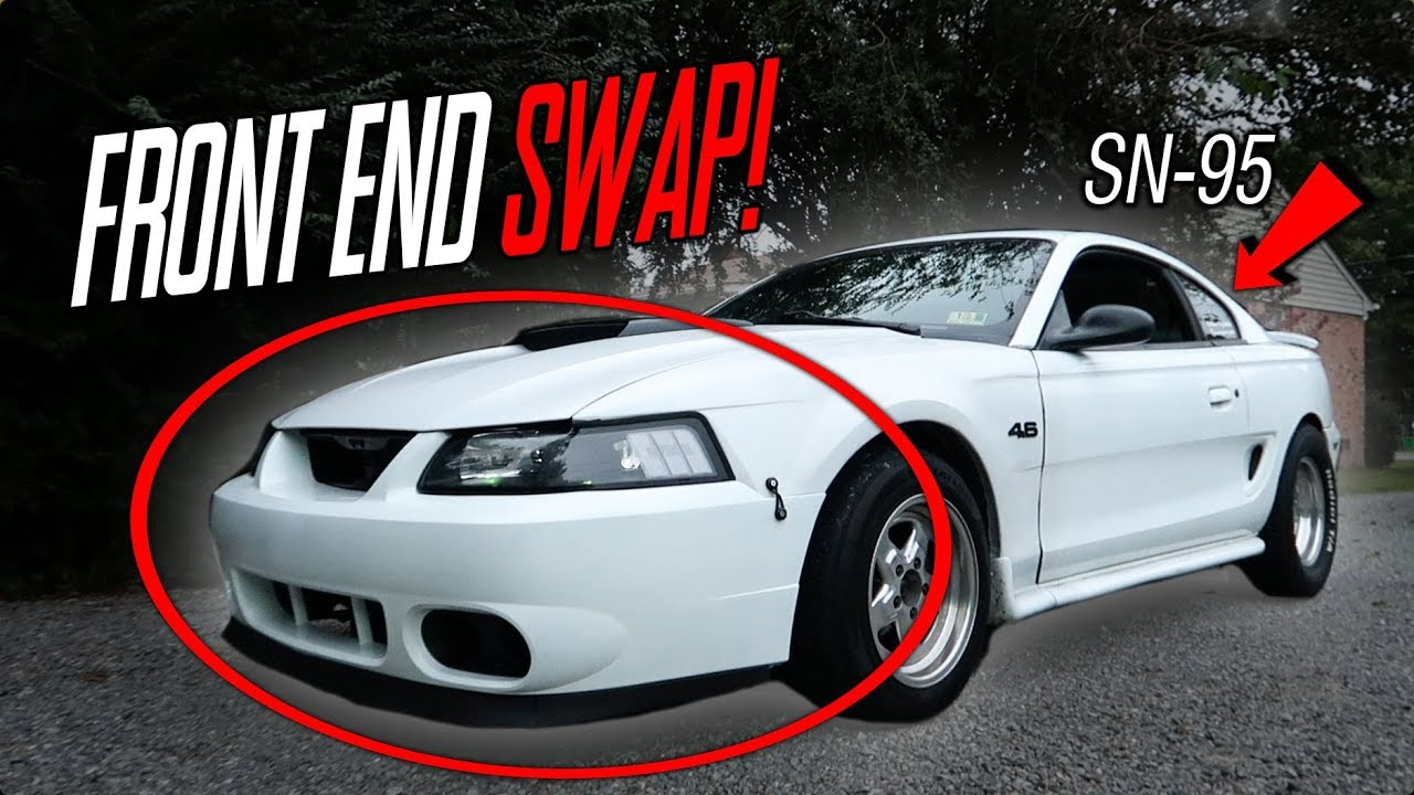 Sn-95 Mustang Frontend Newedge update On