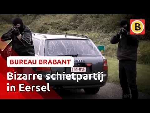 Bureau Brabant - Schietpartij in Eersel/Turnhout, 2-8-2010