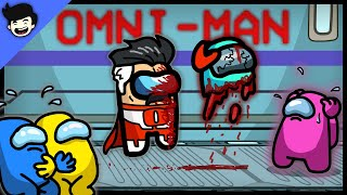 #OmniMan in Among Us!! (#Invincible Animation Parody)